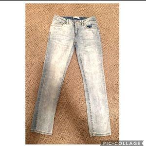 Levi's 711 skinny jeans! New